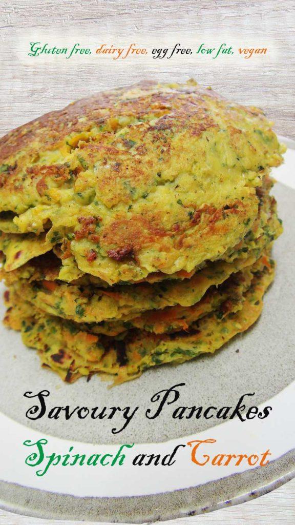 savoury-pancakes-spinach