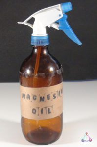 Make your own magnesium oil at home