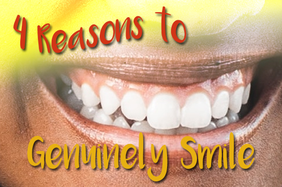 Smile for health and wellbeing