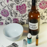 All-Natural, Home-made Colloidal Silver Breath Freshener