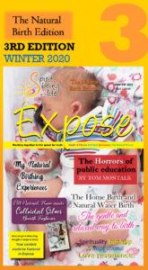 Third Edition Expose Magazine